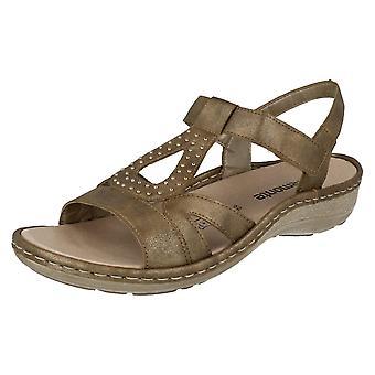 Dames Casual Remonte sandalen D7657