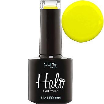 Halo Gel Nails Summer Vibes 2019 LED/UV Gel Polish Collection - Seychelles 8ml (N2888)