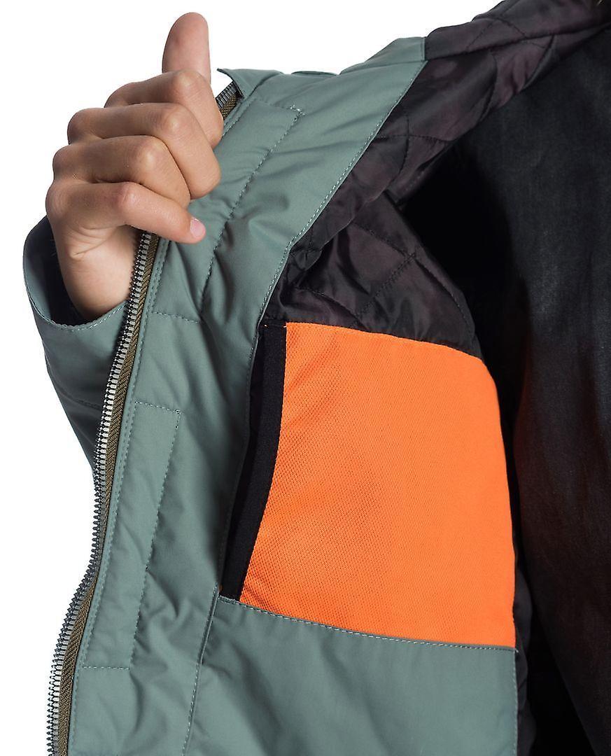 Rip Curl Anti-Series Jacket ~ Sabotage dark forest