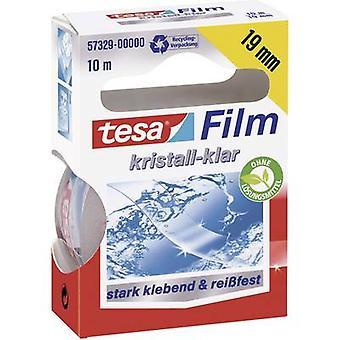 "Tesafilm סרט® קריסטל-ברור 33 m x 19 מ""מ"