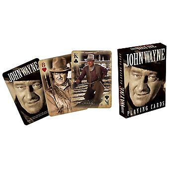 Playing Card - John Wayne - Cowboy Poker Licensed Gifts Toys 52187