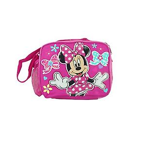 Lunch Bag - Disney - Minnie Mouse - Colorful Bows Gifts Toys New Case 620493