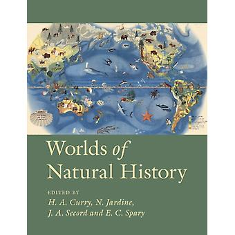 Worlds of Natural History by H A Curry