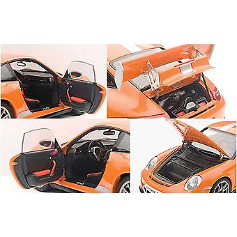 Porsche 911 GT3 RS 4.0 (2011) Diecast Model Car