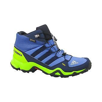 Adidas Terrex Mid Gtx K CM7710 trekking todo o ano sapatos infantis