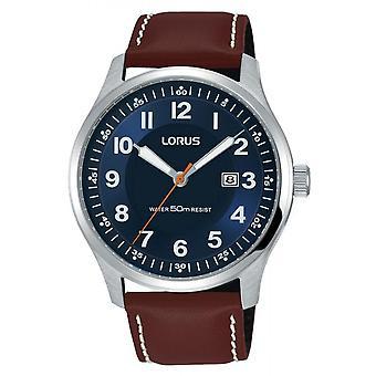 Watch Lorus RH943HX9 - classic leather Brown man