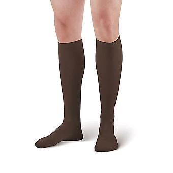 Pebble UK Mens Support Socks [Style P103] Brown  XL