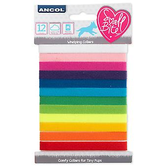Ancol Puppy Whelping Collars (Pack of 12)