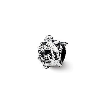 925 Sterling Silver finish Reflektioner Lizard en stock pärla Charm hängande halsband smycken gåvor för kvinnor