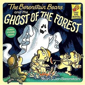 The Berenstain Bears and the Ghost of the Forest by Stan Berenstain -