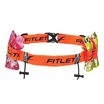 Fitletic Gel Holder Race Belt | ForRunners