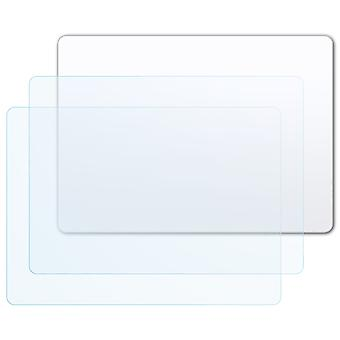 Bruni 2x Screen Protector compatible with Apple Magic Trackpad 2 Protective Film