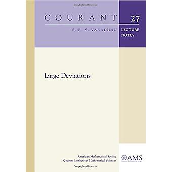 Large Deviations by S. R. S. Varadhan - 9780821840863 Book