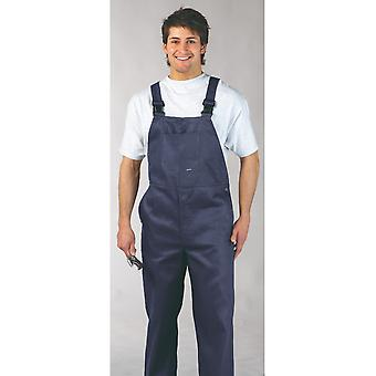 Portwest workwear bib and brace coverall c881