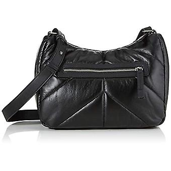 s.Oliver (Bags) 39.910.94.2071 - Black Women's shoulder bags (Black) 13x21x30 cm (B x H T)