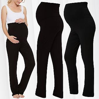 Mamalicious maternity pants yoga pregnancy maternity wear belly casual baby