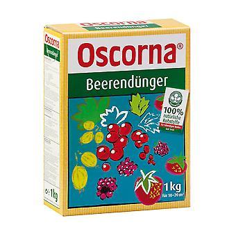 OSCORNA® bessenmeststof, 1 kg