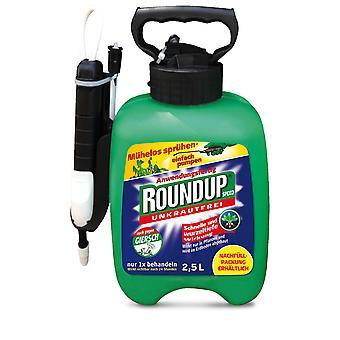 ROUNDUP® Snelheidsdrukspuit, 2,5 liter