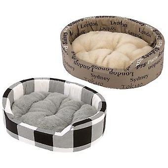 Ferplast Cama Afelpada Dandy (Hunde , Erholung , Betten)