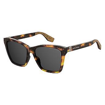 Marc Jacobs Marc 446/S DXH/IR Havana-Brown/Grey Sunglasses