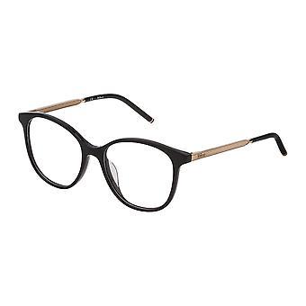 Mulberry VML021 BLKY Black Super Black Glasses