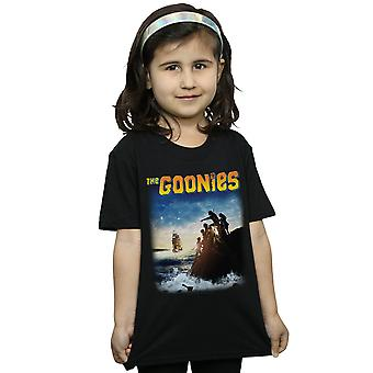 The Goonies Girls Ship Poster T-Shirt