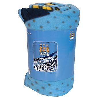 Manchester City FC Impact Fleece Teppe