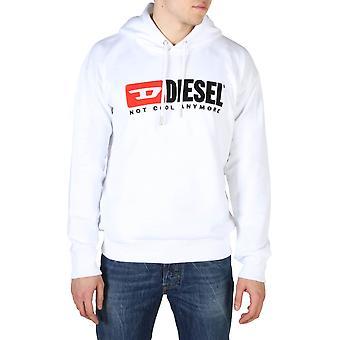 Diesel Original Men All Year Sweatshirt - White Color 55087