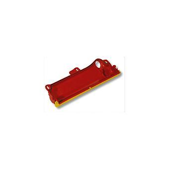 Cepillo de cubierta Dc04 amarillo rojo
