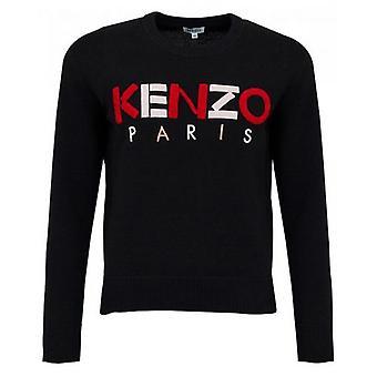 Kenzo Multi Logo Paris Knit