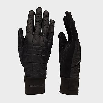 New Trekmates Women's Stretch Grip Hybrid Glove Black