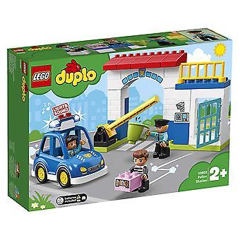 LEGO 10902 DUPLO:n kaupungin poliisiasema