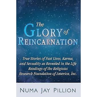 Life Stories Life Readings True Stories of the Glory of Reincarnation from the Files of the Religious Research Foundation of America Inc. by Pillion & Numa Jay