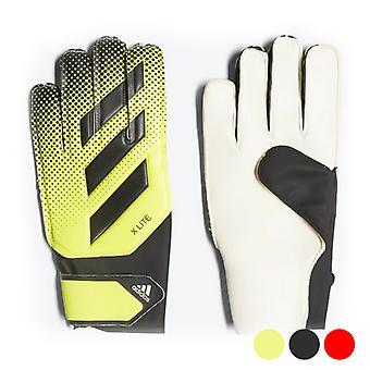 Goalkeeper Gloves Adidas X Lite/Red/8