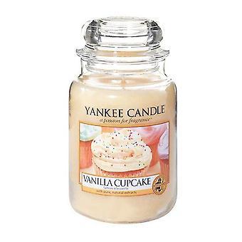 Yankee Candle Classic Large Jar Vanilla Cupcake 623g