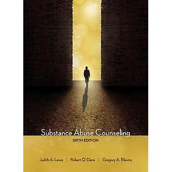 Substance Abuse Counseling - 9781337566612 Book