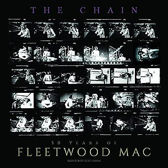 Chain The 50 Years Of Fleetwood Mac by P. Chrisp - 9781912332090 Book