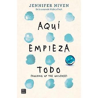 Aqui Empieza Todo by Niven - 9786070740237 Book