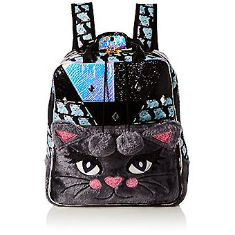 Irregular Choice Candy Jem Backpack - Women's Backpacks - Grey (Grey Multi) - 12x35x40 cm (W x H L)