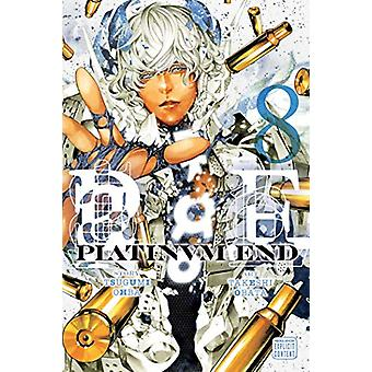 Platinum End - Vol. 8 by Tsugumi Ohba - 9781974703968 Book