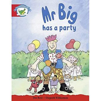 Literacy Edition Storyworlds Stage 1, Fantasy World, Mr Big Has a Party: Reader