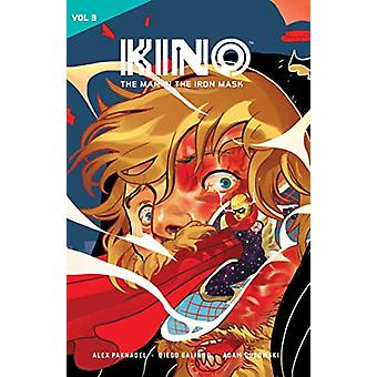 KINO Vol. 3 - The Man in the Iron Mask by Alex Paknadel - 978154930276