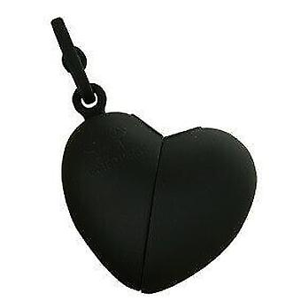 United pets saco dispensador Bon Ton nano Soft Black Heart