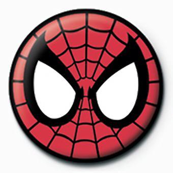 Spider-man Eyes 25mm Pin Button Badge
