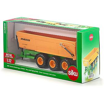 Siku Joskin 3 Axled Tipping Trailer  1:32  2892