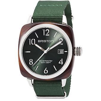 Briston Clubmaster Classic Quartz Mens Watch 15240.SA.T.10.NBG