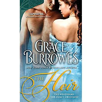 Heir by Grace Burrowes - 9781492686682 Book
