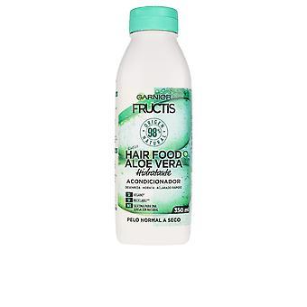 Garnier Fructis Hair Food Aloe Vera Acondicionador Hidratante 350 Ml For Women