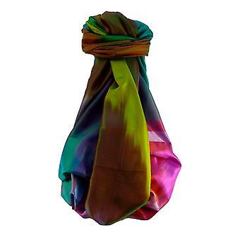 Prime Varanasi Silk Huivi 8739 LAHJAPAKKAUS KÄÄRITTY Pashmina & Silk