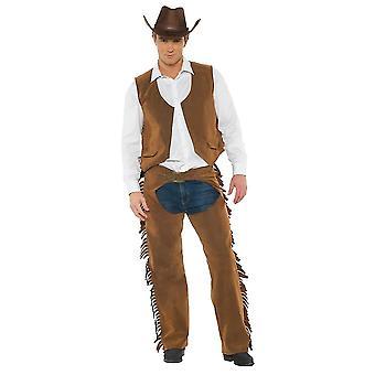 Men Wild West Costume